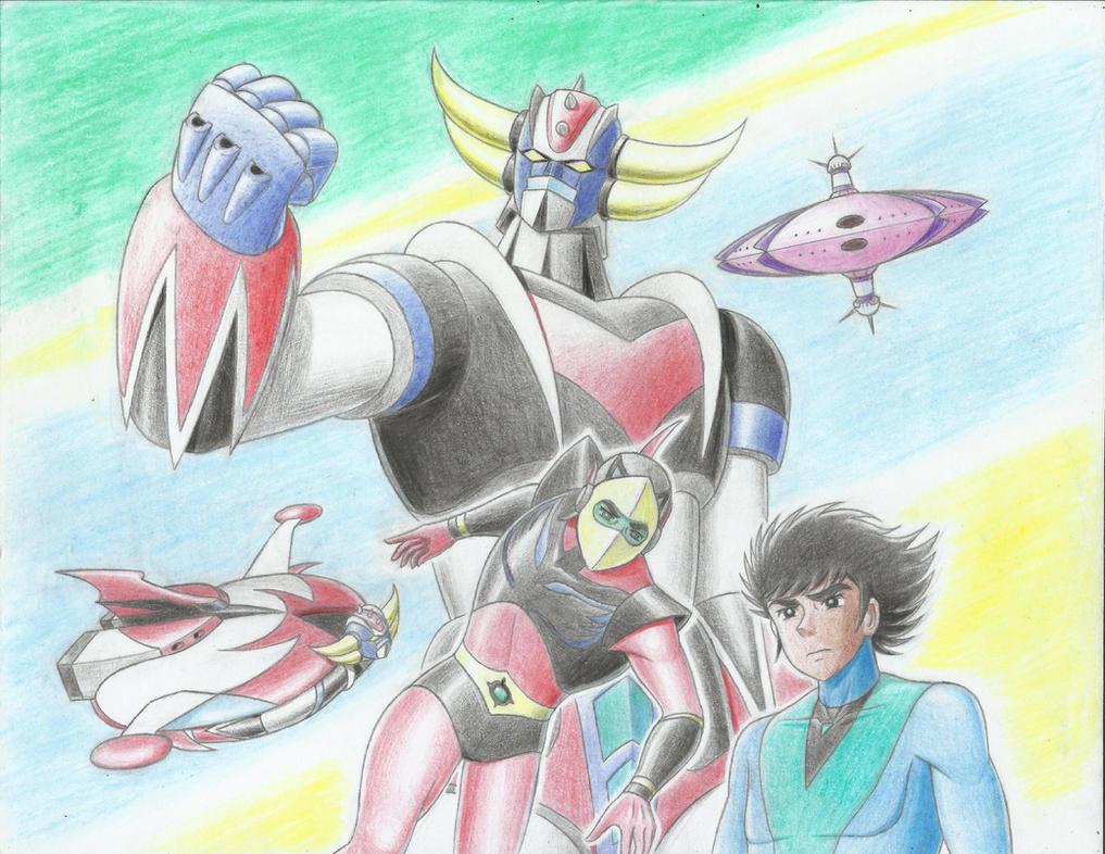 Le plus beau de tous les robots - Page 36 Grendizer_by_bryanz09-dceivto