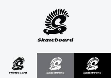 Skateboard - Logo01