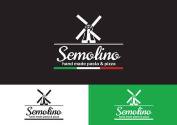 Semolino - Logo11