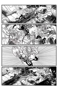 sequential art sample 3