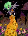 Imps of Nightmareland by vapidity