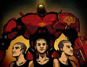The Crimson Trio