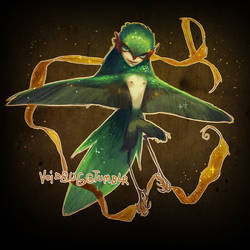 Harpy Fairy by vapidity