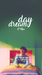J-Hope Day Dream Wallpaper for iPhone 7