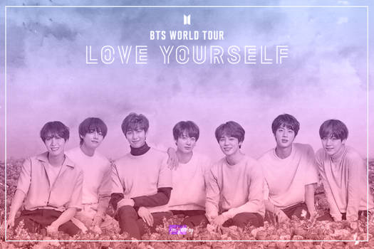 BTS Love Yourself Word TOUR