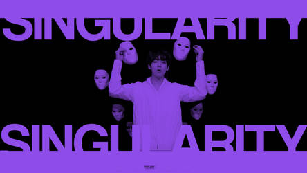 Singularity Wallpaper by Purplairy