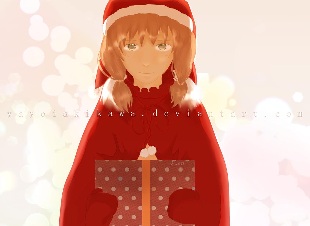 Gift by yayoiakikawa