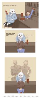 Undertale_Comic_bad_influence #2 by Kaiserglanz