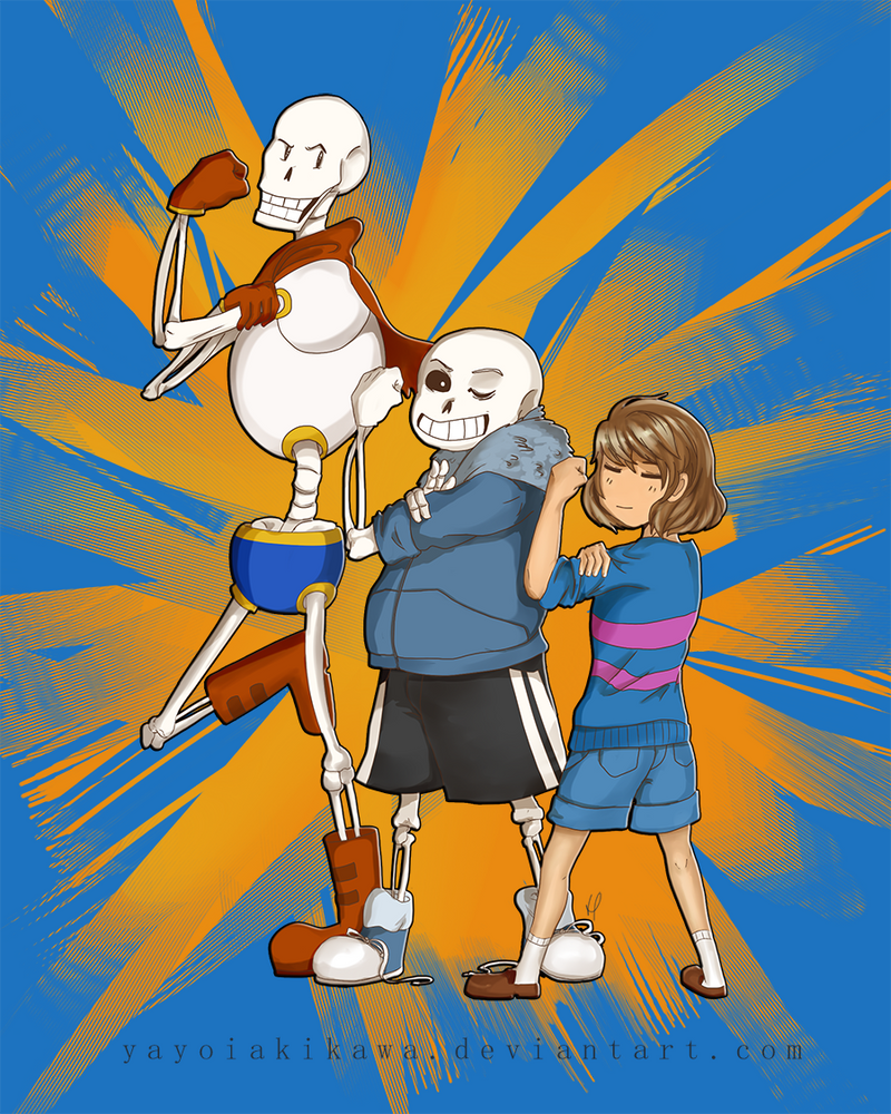 Undertale_We can do it