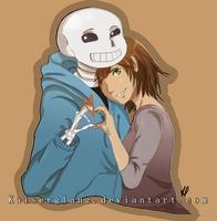 Undertale_Heart by Kaiserglanz