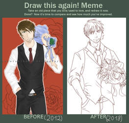 Draw this again - Kai