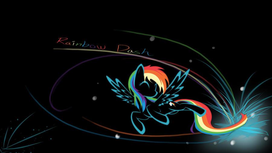 Rainbow Dash Wallpaper 1920x1080 Px by Pcyzicus