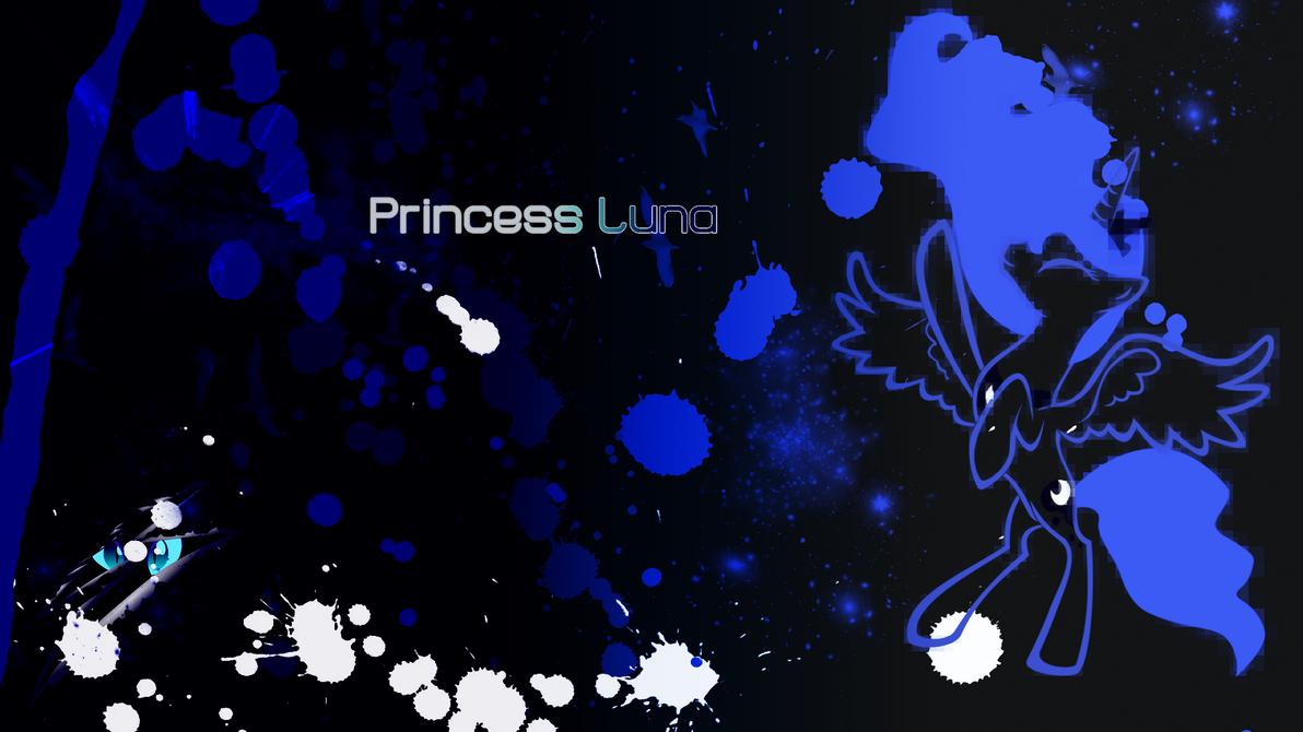 Princess Luna Wallpaper 1920x1080 px by Pcyzicus
