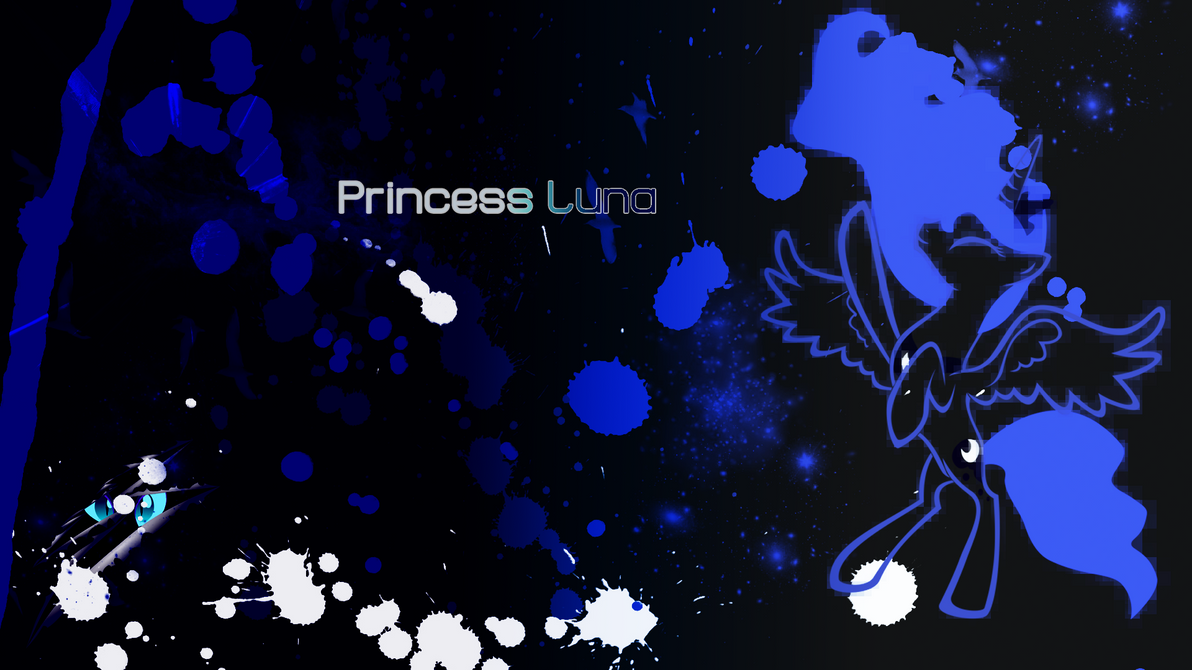 blinking princess luna wallpaper - photo #28