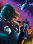 Dinosaucers - Allo