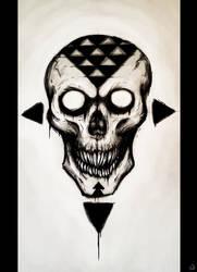 Skull by Disturb963