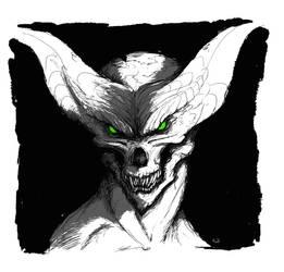 Demon by Disturb963
