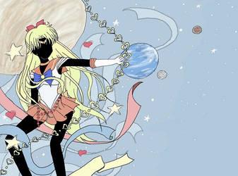 sailor moon crystal Venus