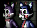 Five Nights At Candy's (Official) Cindy and Candy