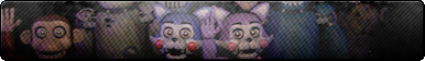 Five Nights at Candy's Fan Button