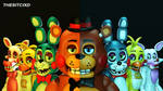 Five Nights at Freddy's 2 (SFM) New and Old