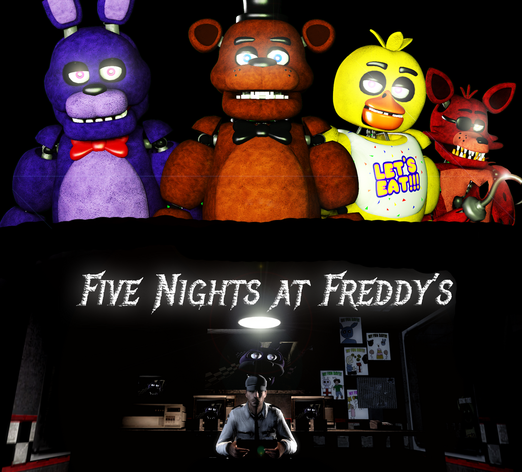 Five Nights At Freddy's (SFM) By TheSitciXD On DeviantArt