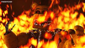 Terminator Golden Freddy (SFM) by TheSitciXD