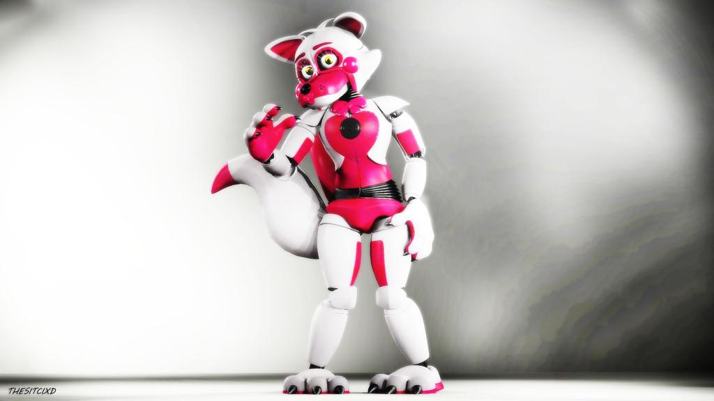 funtime foxy sfm by - photo #22