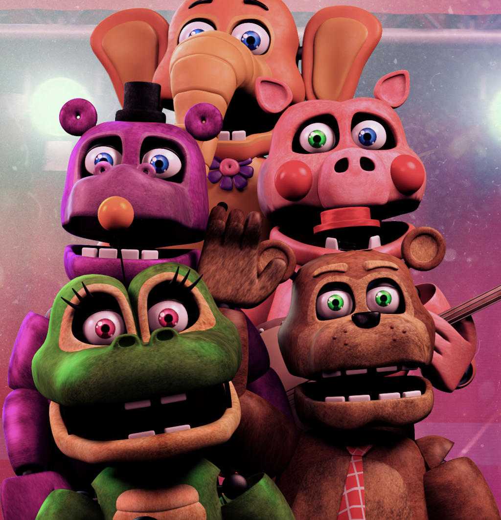 Mediocre Melodies (SFM FNAF) By TheSitciXD On DeviantArt