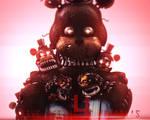 Five Nights at Freddy's 4 Poster (SFM FNAF)