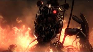 Burn - Molten Freddy