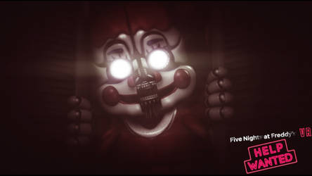 Circus Baby - Closet by TheSitciXD