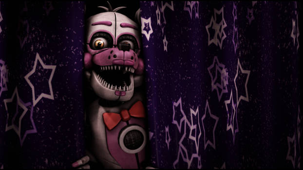 Funtime Foxy - Pirate Cove (Remake) by TheSitciXD