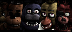 FNAF - The 5th Anniversary