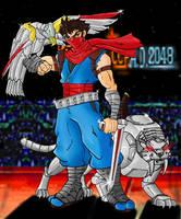 Strider by Mawnbak