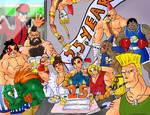 Street Fighter 25th Anniversary