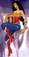 Injustice Wonder Woman