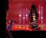 GA-HQ Art Contest Ninja Gaiden 2 by Mawnbak