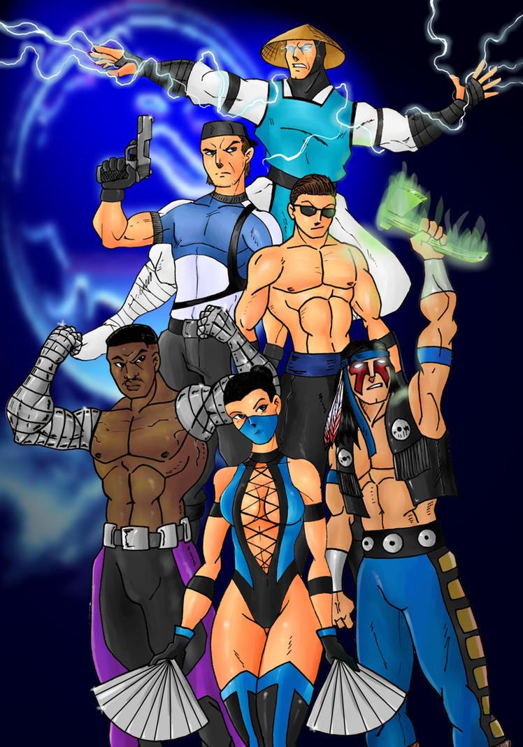MK Trilogy by Mawnbak