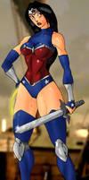 Wonder Woman War