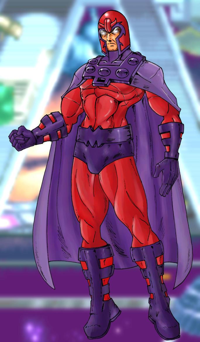 Magneto by Mawnbak