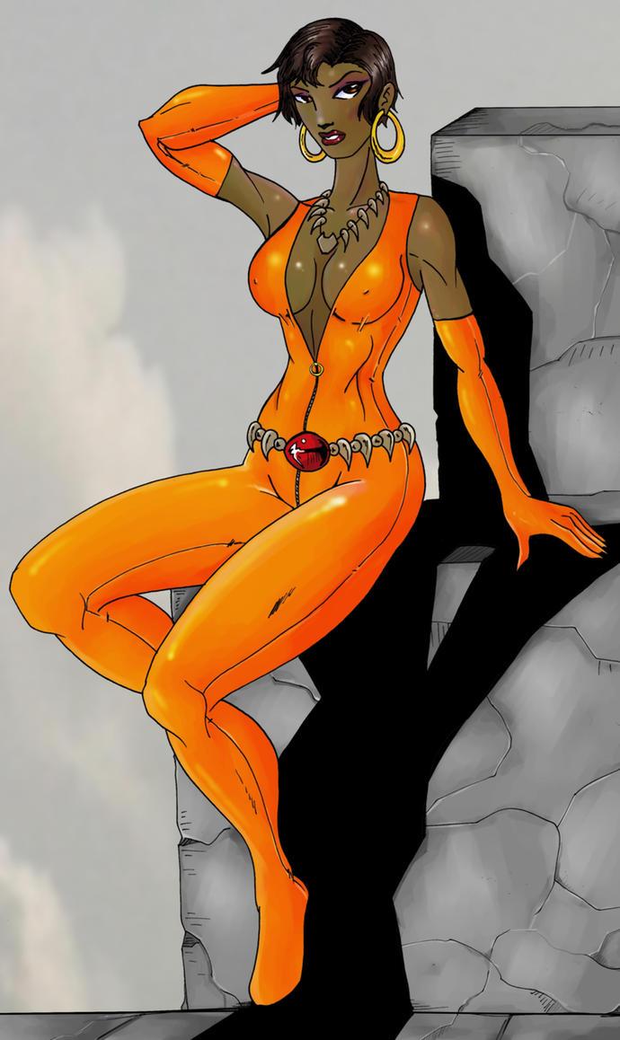 Vixen 2 by Mawnbak