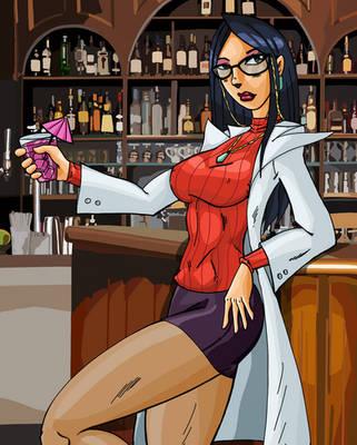 Nurse Kyoko by Mawnbak