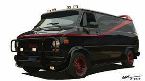 A Team Van