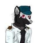 Jay the Skunk -Commission-