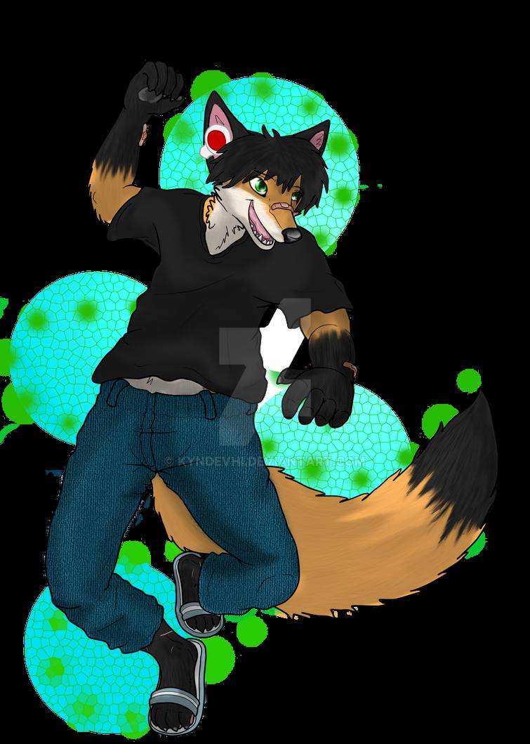 Brian The Fox! by Fox-Superior