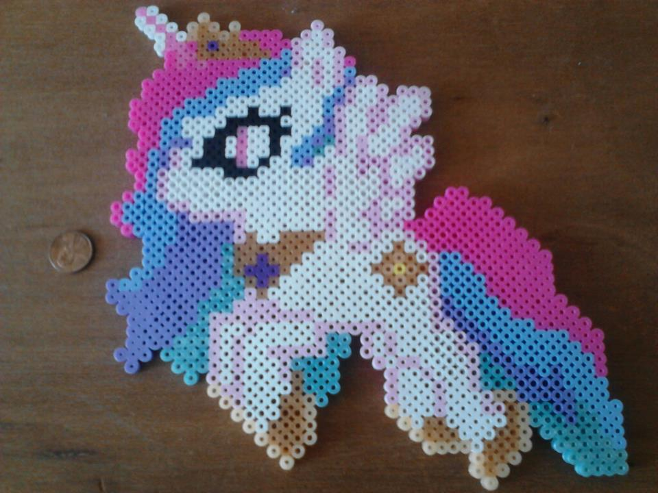 For Sale My Little Pony Bead Wall Art My Little Pony Trading Post