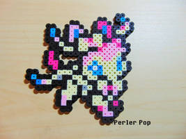 Sylveon Perler by Perler-Pop
