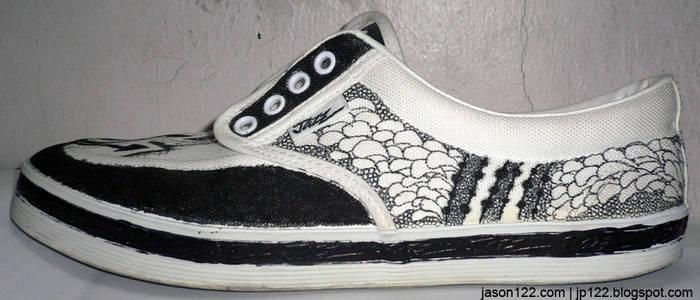 Shoe Side A