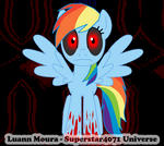 Darksoul Rainbow Dash by Superstar4071